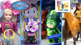 Toy Fair 2018: Just Play's JoJo Siwa, Mickey, Doc McStuffins, PJ Masks and More!