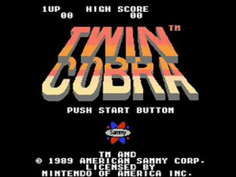 Twin Cobra OST – Level 1