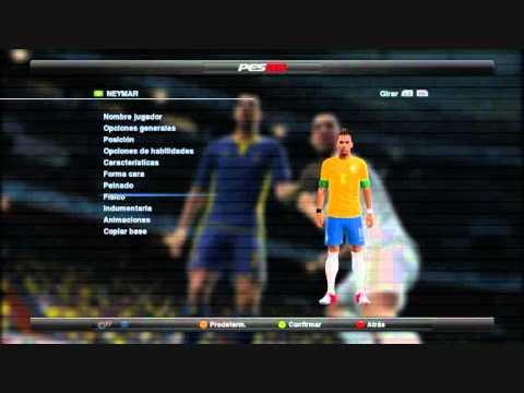 Nueva Camiseta Brazil 2012 2013 Y Botines Neymar PES 2012  Links En