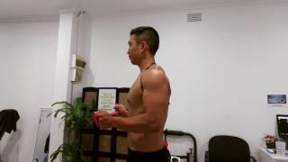 Rotator cuff strength