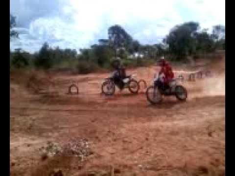 treino motocross em coivaras