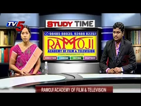 Shaft Academy Of Media & Arts | Study Time : TV5 News