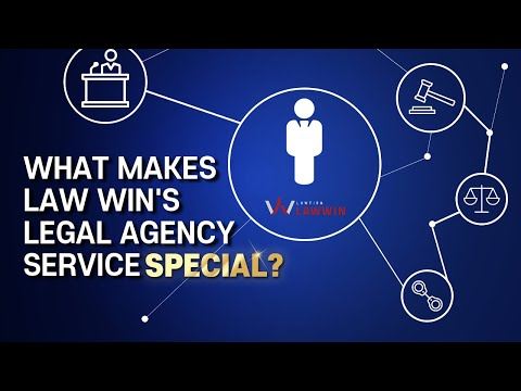 [Korean Lawyer] What makes LawWin's Legal agency Service special?