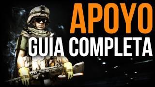 Battlefield 3 Tutorial / Guia clase de apoyo