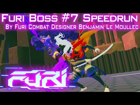 Furi - 7th Boss - Official Video