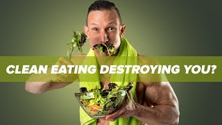 Learn more about orthorexia here: https://goo.gl/L93LvaSubscribe to the newsletter here: http://tigerfit.shop/signupOrthorexia is a serious eating disorder. Although not officially classified as a disease, this condition has the ability to destroys lives, friendships, and chain you to a life of obsessive fear over what you eat.