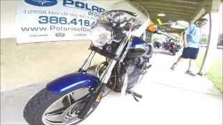 7. 2013 Triumph Speedmaster