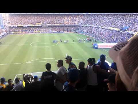"Sale Boca ""Boca vs atlético Tucumán""  Fecha 2 14/02/16 - La 12 - Boca Juniors"