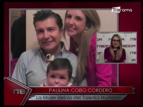 Paulina Cobo Cordero La Mujer detrás del talento humano