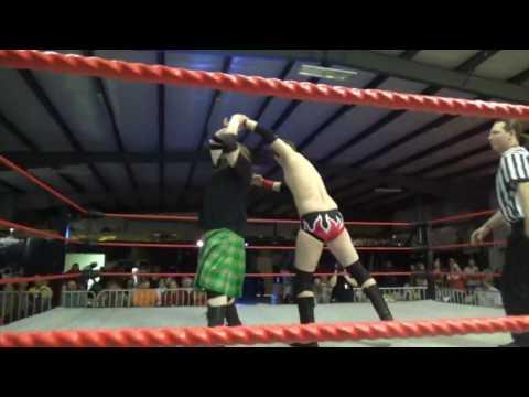 MWE Live Pro Wrestling - April 29th, 2017 RECAP