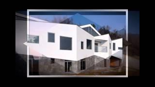 Панорамный дом от Moon Hoon