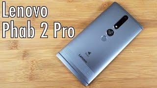 Lenovo Phab 2 Pro with Google Tango: Augmented Reality is Rad