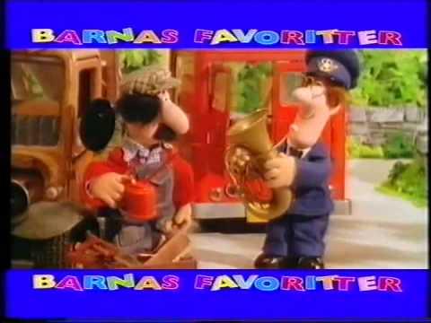 Barnas Favoritter Reklame - 2001 (VHS Rip)