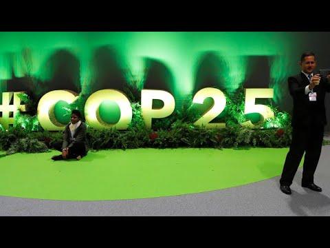 COP25 in Madrid: Weltklima-Konferenz gestartet