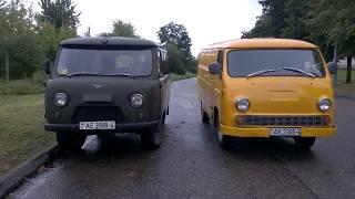 Встреча на дороге = небольшой видео обзор