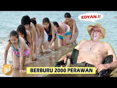 Edyan.!! KIM JONG UN BERBURU 2000 PERAWAN |  Ngabisin uang 51 Miliar  buat beli CELANA DALAM