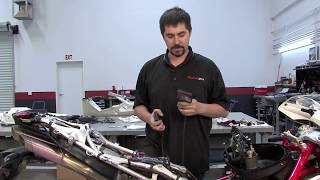 11. Power Commander 5 Install: 2012 MV Agusta F4 1000