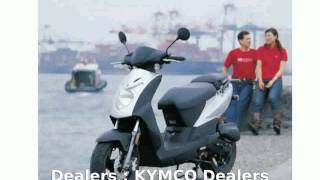 6. 2009 KYMCO Agility 50 - Review, Features - motosheets