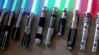 Force FX Lightsaber Collection (original)