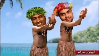 Dhoni and Koli Funny video