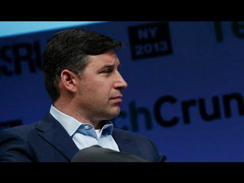 Goldman Sachs' Anthony Noto | Disrupt NY 2013