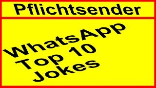 Whatsapp - Top 10 Funny Status Jokes!