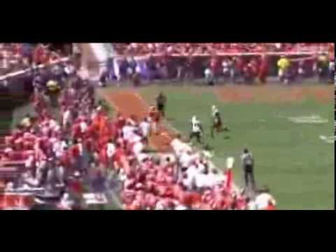 Martavis Bryant vs South Carolina St. 2013 video.