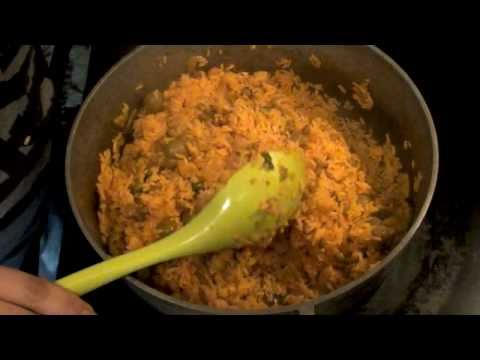 In The Kitchen With Mari! Arroz Con Gandules