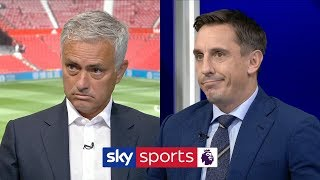 Video Which teams does Jose Mourinho believe can win the Premier League? | Super Sunday MP3, 3GP, MP4, WEBM, AVI, FLV Agustus 2019