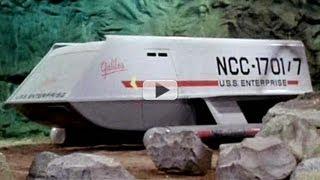 Original Star Trek Galileo Spacecraft - Where Is It Today?   Video