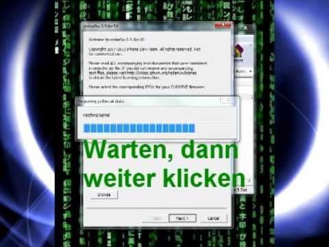 Jailbreak iOS 4.3.3 iPhone/ iPod/ iPad + Installous (Apps freedownload) | + unlock |German