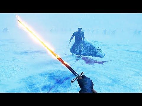 GAME OF THRONES BEYOND THE WALL VR Bande Annonce de Gameplay (2019)