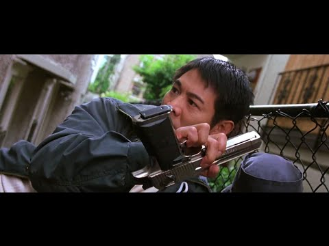 Romeo Must Die (2000) - Han Vs. Maurice & Crew [HD]