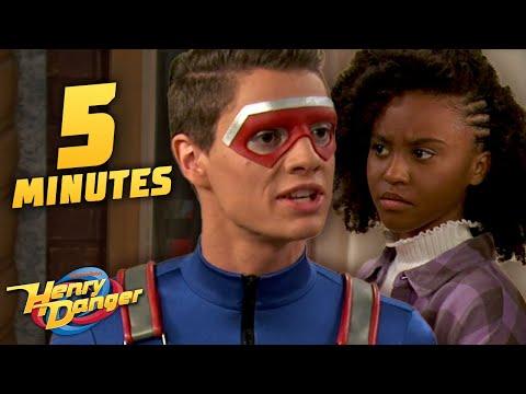 5 Minutes of Henry Danger's Final Season 💣 Ep.5   Henry Danger