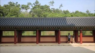 Buyeo-gun South Korea  city photo : Tour Place_Buyeo_백제 문화 단지(Baekje cultural land)