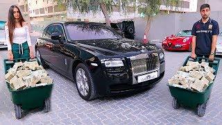 Video I Bought A Rolls Royce Using Only $1 Bills ... MP3, 3GP, MP4, WEBM, AVI, FLV Juli 2019