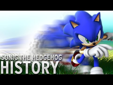 History of - Sonic the Hedgehog (1991-2014)