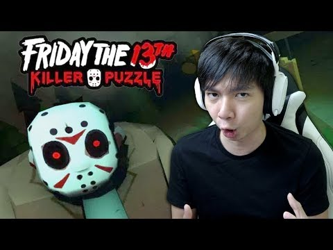 Jasonnya Lucu 🤣 - Friday the 13th: Killer Puzzle - Indonesia