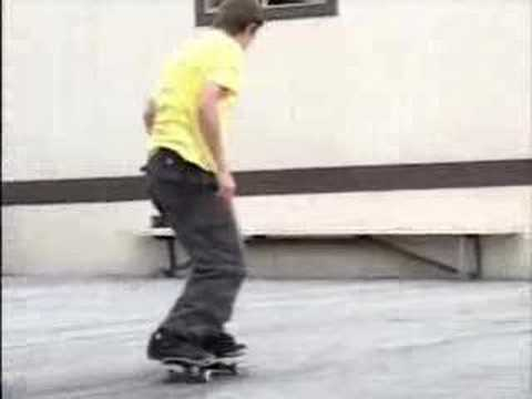 Some of Rodney Mullens Best Skating Tricks