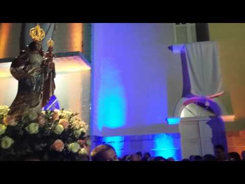 Abertura da Festa de Nossa Senhora do Livramento 2015 - Taipu RN