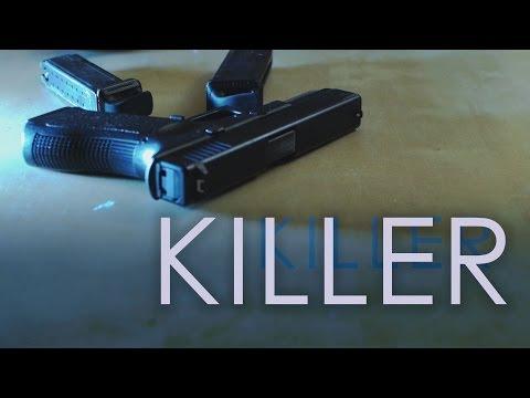 Killer – zajawka gry terenowej