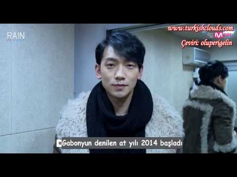 [TR SUB] Bi Rain – New Year Greeting 2014