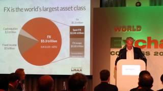 LMAX Exchange CEO speaking at the World Exchange Congress – part 1