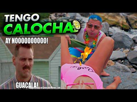 Análisis con humor | Calocha - Jamsha feat. Barbie Rican | Miguelito humor