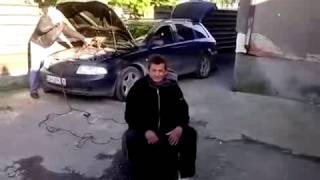 Very bad airbag prank... what do you guys think about it ?