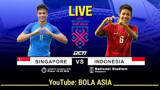 Download Video Indonesia vs Singapura | AFF Suzuki Cup 2018 | Putuskan Rantai Kekalahan dari The Lions MP3 3GP MP4
