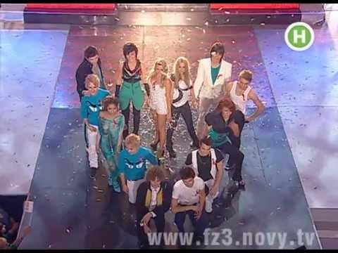 Музыкальное оформление ТВ Проекта Фабрика звезд 3 Новый канал - Украина