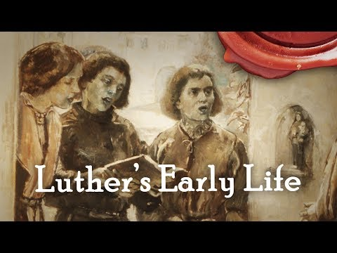 How God Prepared Martin Luther