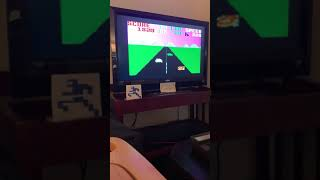 Pole Position: Grand National Track (Intellivision) by Rickster8