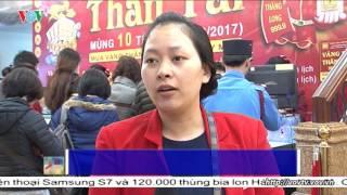 Bảo Tín Minh Châu và ngày Vía Thần Tài 2017